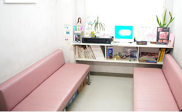 丸山歯科医院 内観