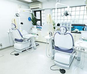 治療室 丸山歯科医院
